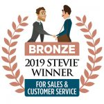 Stevie Award Image - Bronze